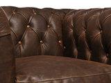 Chesterfield Sessel Vintage C0869   12 Jahre Garantie_
