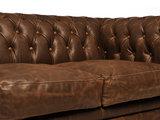 Chesterfield Sofa Vintage C0869 | 2-Sitzer | 12 Jahre Garantie_