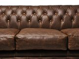 Chesterfield Sofa Vintage C0869   6-Sitzer   12 Jahre Garantie_