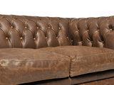Chesterfield Sofa Vintage Leder Alabama C1059 | 1 + 2 + 3 Sitzer | 12 Jahre Garantie_