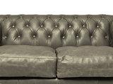 Chesterfield Sofa Vintage Leder Alabama C1057 | 1 + 2 Sitzer | 12 Jahre Garantie_